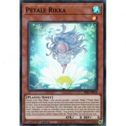 Yugioh - Pétale Rikka (SR) [SESL]