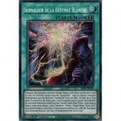 Yugioh - Surnalixir de la Destinée Blanche (STR) [SESL]