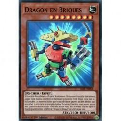 Yugioh - Dragon en Briques (SR) [SESL]