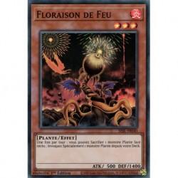 Yugioh - Floraison de Feu (SR) [SESL]