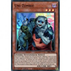 Yugioh - Uni-Zombie (SR) [SESL]