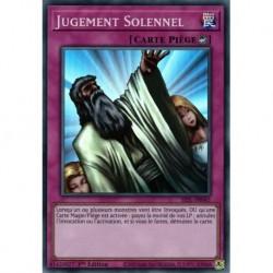 Yugioh - Jugement Solennel (SR) [SESL]