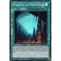 Yugioh - Pyramide des Merveilles (SR) [SESL]