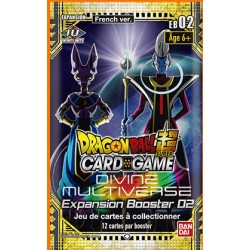 DRAGON BALL SUPER CARD GAME Expansion Booster 02 (30-04-2020)