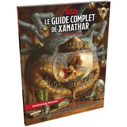 Le Guide Complet de Xanathar - Dungeons & Dragons 5edt