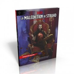 La Malédiction de Strahd - Dungeons & Dragons 5edt