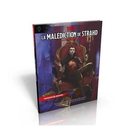 La Malédiction de Strahd - Dungeons & Dragons 5edt