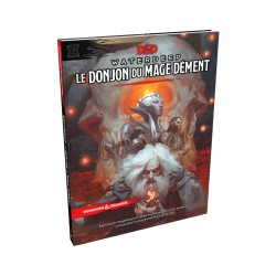 Waterdeep - Le Donjon du Mage Dément - Dungeons & Dragons 5edt