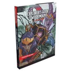Explorer's Guide to Wildemount - Dungeons & Dragons 5edt