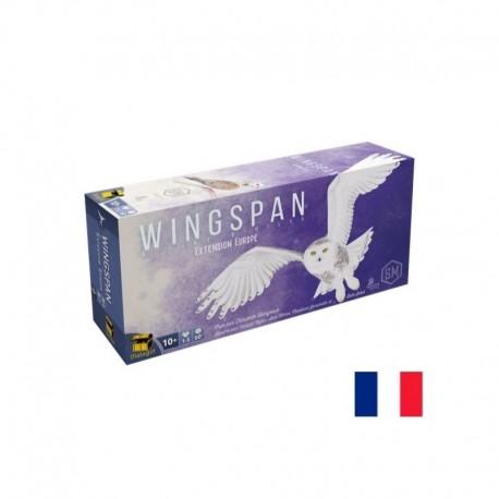 Wingspan extension europe