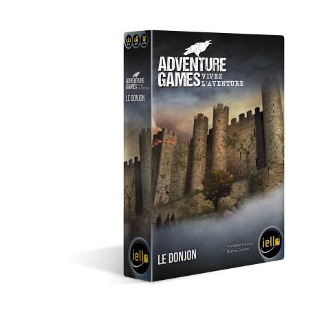 Adventure Games - Le Donjon (29 mai 2020)