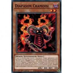 Yugioh - Diapason Cramoisi (C) [ETCO]