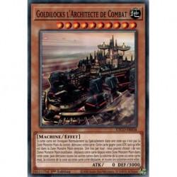 Yugioh - Goldilocks l'Architecte de Combat (C) [ETCO]
