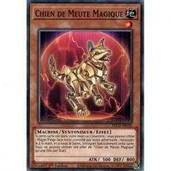 Yugioh - Chien de Meute Magique (C) [ETCO]