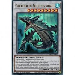 Yugioh - Crocodragon Archethys Vorace (UR) [ETCO]