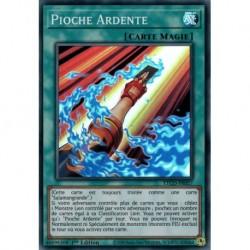 Yugioh - Pioche Ardente (SR) [ETCO]