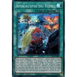Yugioh - Apocalypse du Vide (SR) [ETCO]