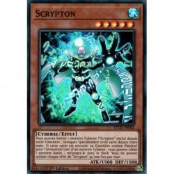 Yugioh - Scrypton (SR) [ETCO]