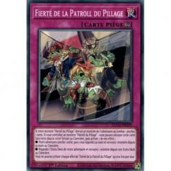Yugioh - Fierté de la Patroll du Pillage (C) [ETCO]