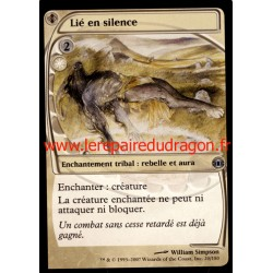 Blanche - Lié en Silence (U)