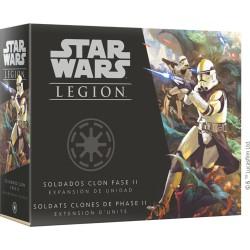 Soldats Clones de la Phase II - Star Wars Légion