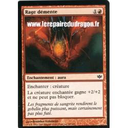 Rouge - Rage Démente (C)