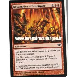 Rouge - Retombées Volcaniques (U)