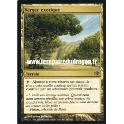 Terrain - Verger Exotique (R)