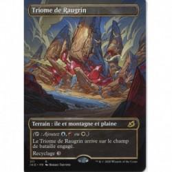 Terrain - (ALT) Triome de Raugrin (R) [IKO]