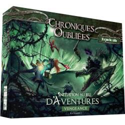 Initiation au Jeu d'Aventures n°2 Vengeance - Chroniques Oubliées Fantasy