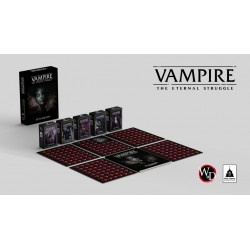 VTES - Boite 5e Edition - VO (septembre 2020)