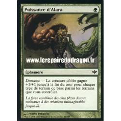 Verte - Puissance d'Alara (C)