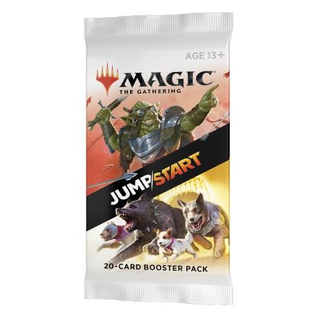 Booster Jumpstart Magic (17/7/2020)