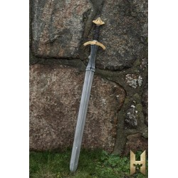 Arme Epée Longue-105 cm - Arming Sword Gold - Stronghold