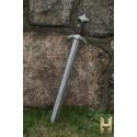 Arming Sword steel - 87 cm- Stronghold