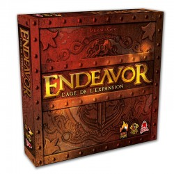 ENDEAVOR – Extension L'Age de L'expansion (15/06)
