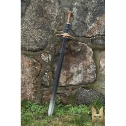 Arme Epée Longue-114 cm - Bastard sword gold - Stronghold