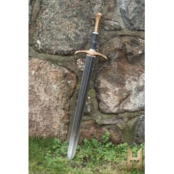 Arme Epée Longue- 96 cm - Bastard sword gold - Stronghold