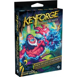 Keyforge - Pack Deluxe - Mutation de Mass (10/7/20)