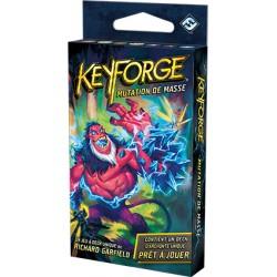 Keyforge - Deck - Mutation de Mass (10/7/20)