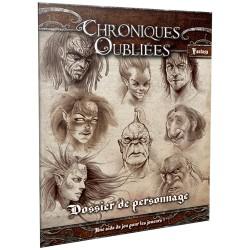 Dossier de Personnage - Chroniques Oubliées Fantasy