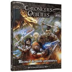 Recueil de mini-aventures - Chroniques Oubliées Fantasy