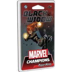 Black Widow - Paquet Héros - Marvel Champions