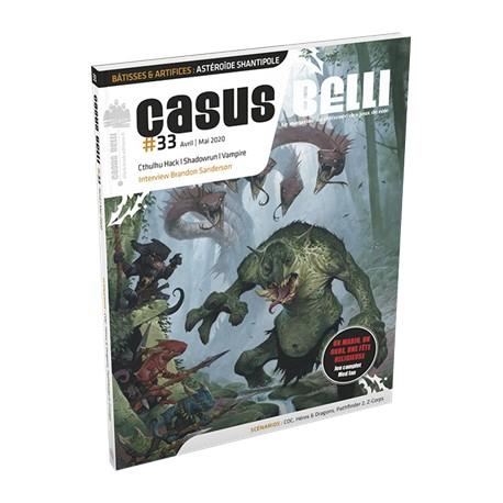 Casus Belli n°33