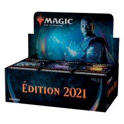 Boîte de 36 Boosters Magic Edition de Base 2021