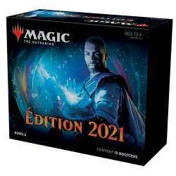 Bundle Magic Edition de Base 2021 (3/7/20)