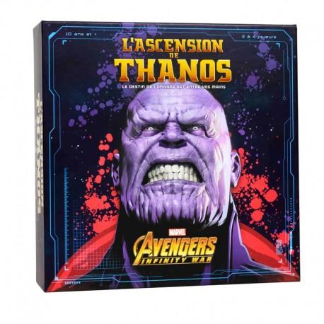 L'Ascension de Thanos - Le Jeu