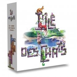 L'Île des Chats - Le jeu de Plateau