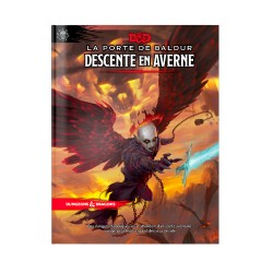 Descente en Averne - Dungeons & Dragons 5edt