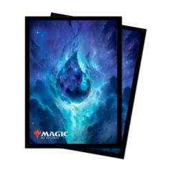 MTG : 100 Celestial Island Standard Sleeves